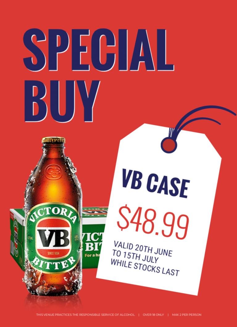 Moorebank Hotel Bottleshop Super Specials