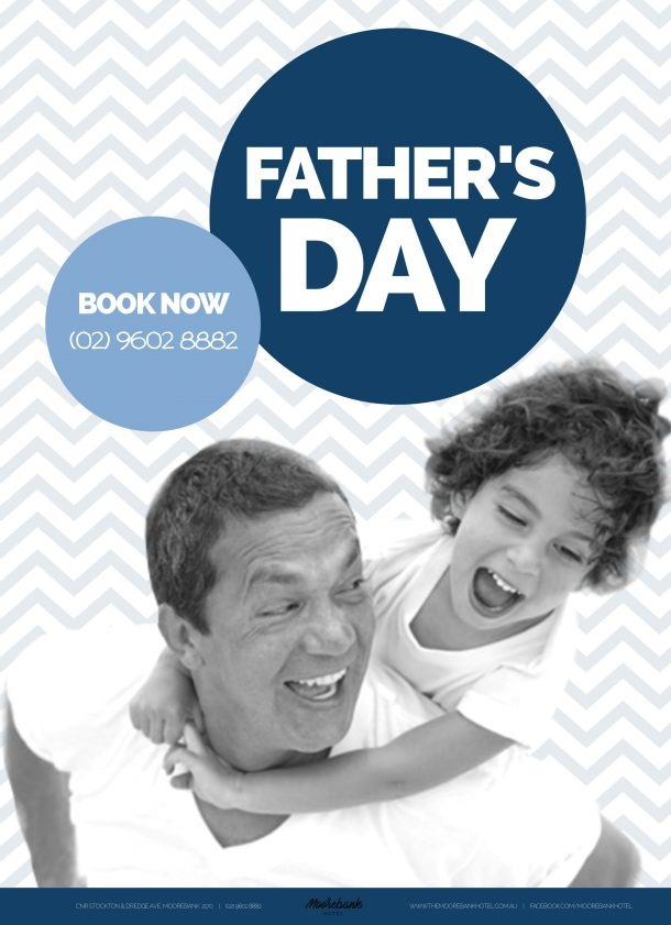 Moorebank Hotel Father's Day
